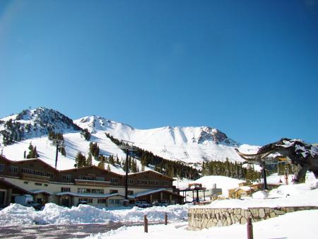 Mammoth Mountain Main Lodge