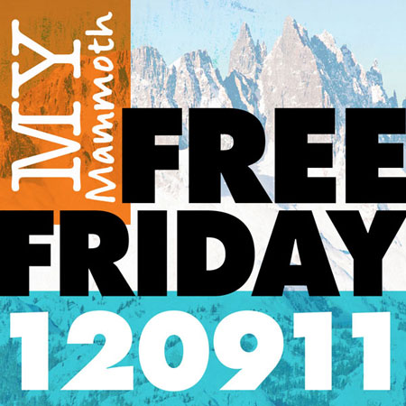Mammoth Free Friday